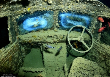 Killed in Action: 6 WWII Wreck Dives