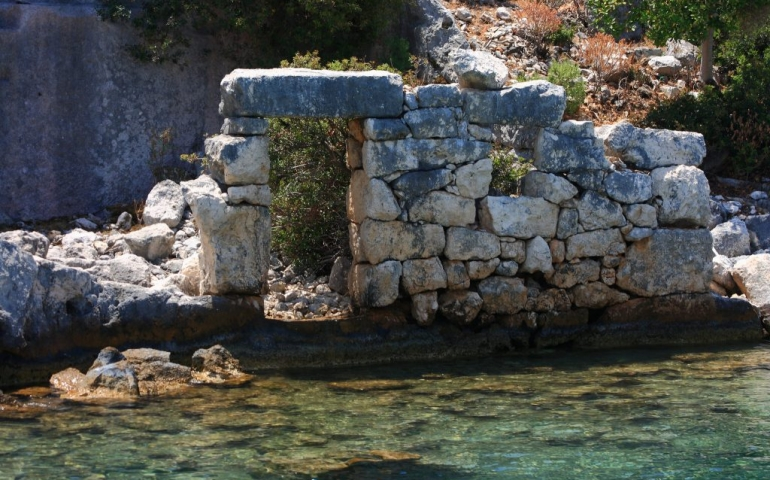 A Sunken City Uncovered: Simena