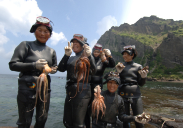 The Sea Women of Jeju