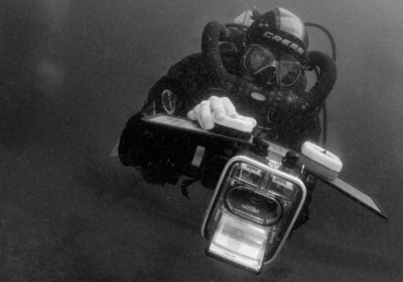 Diver Spotlight: Dietmar W. Fuchs