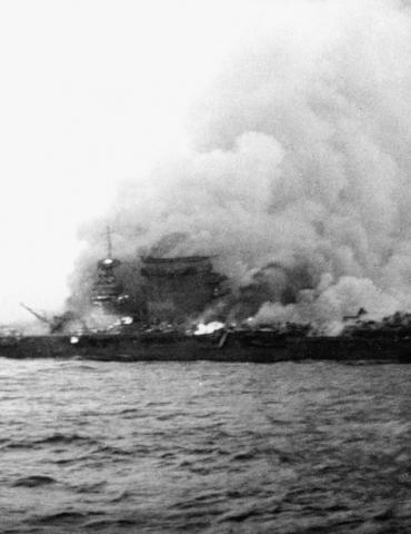 Found! The USS Lexington: The Ship that Saved Australia