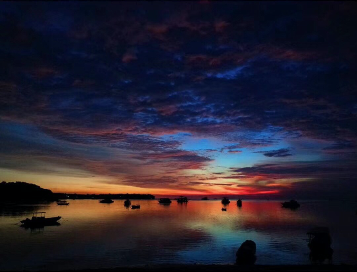 indonesia-sunset