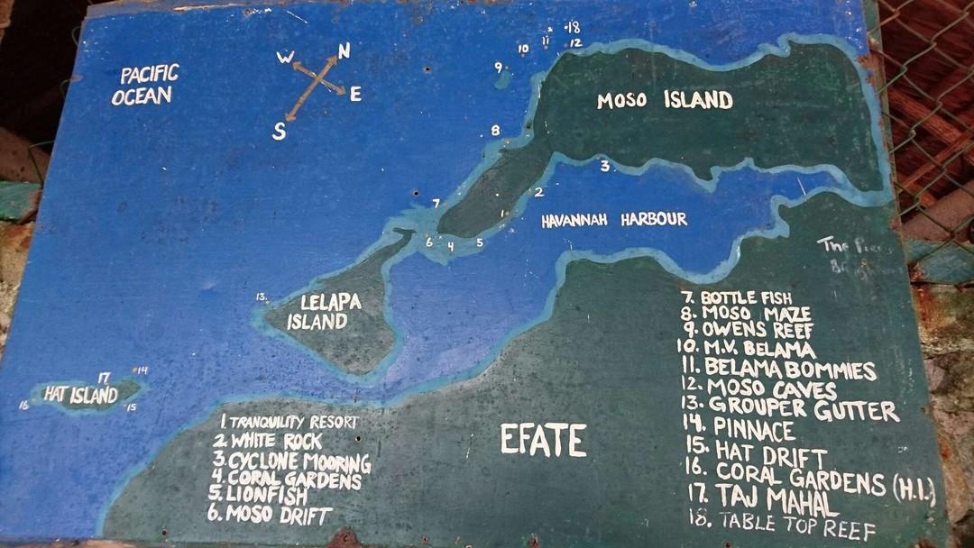 Vanuatu-dive-map