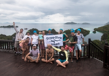 Diving, Sustainable Tourism, and Enjoying Life with Freedive Nusa
