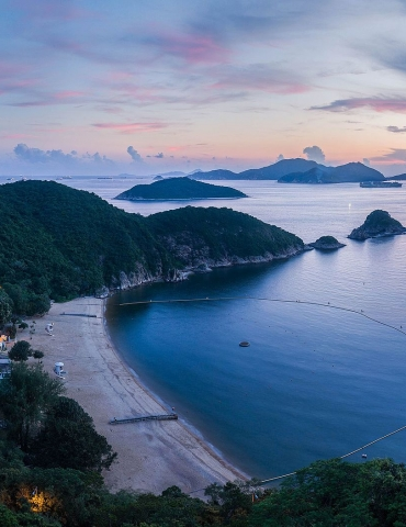 Yes, You Can Hit the Beach in Hong Kong