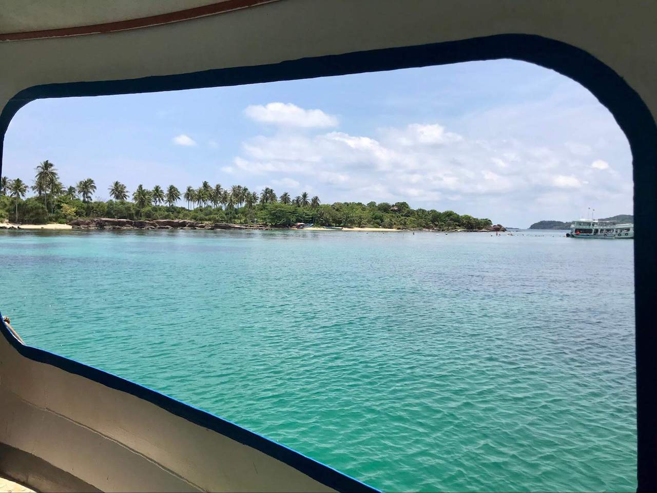 View from the Boat