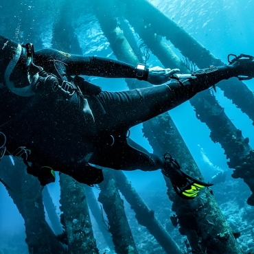 Where Should you Store your Dive Knife?