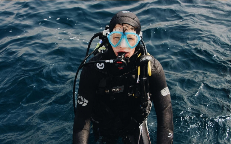 5 Tips for New Divers taking the Open Water Course