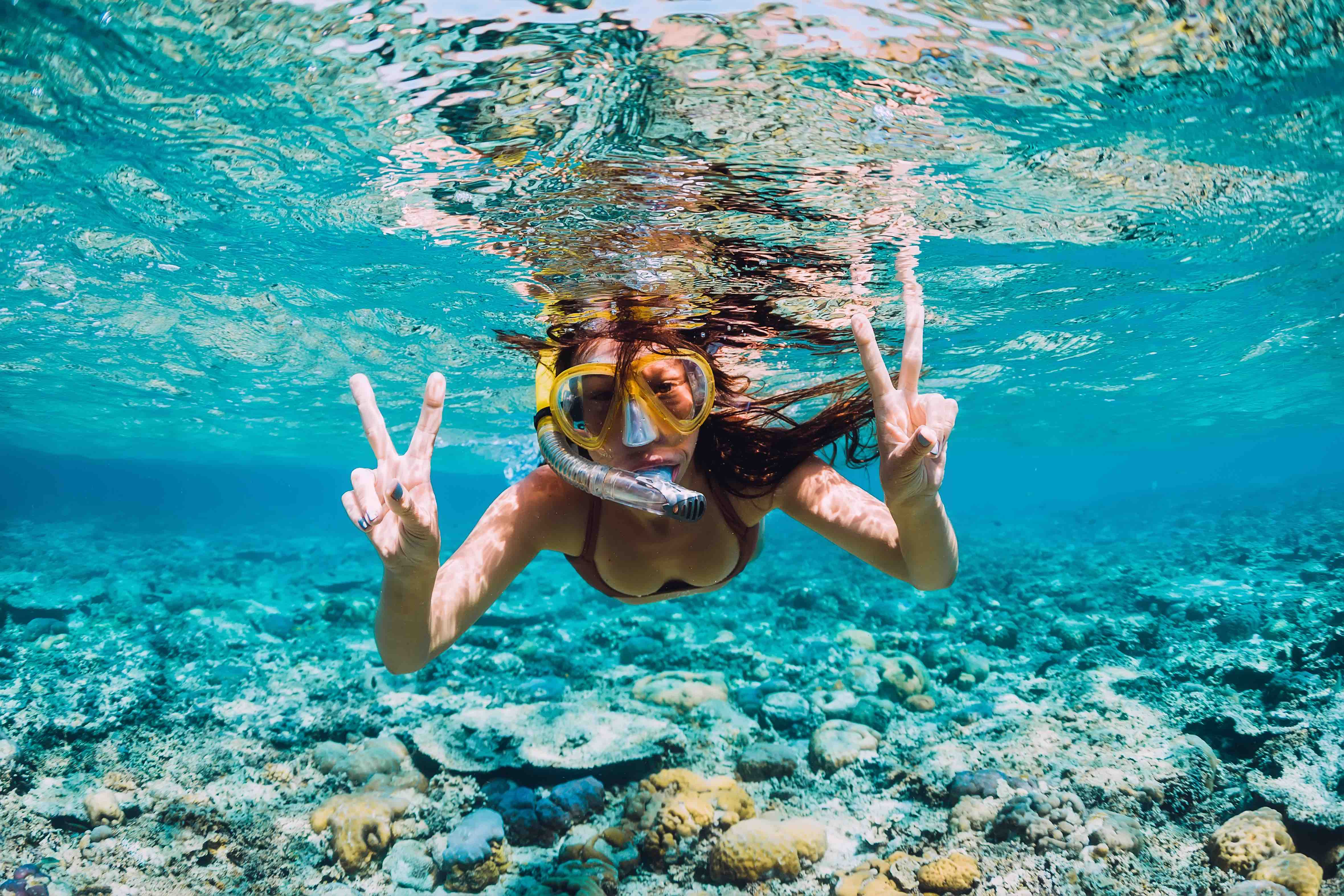 Getting A Good Deal On Scuba Diving & Snorkeling In The