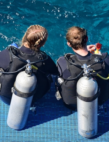 Discover Scuba Takes the Fear Out of First-Time Dives