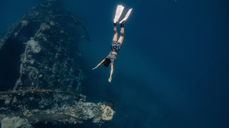 Wreck Diving – 5 Tips for Beginners