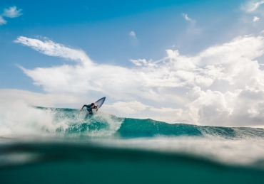 Surfing the Gold Coast: Lessons Learned and Bruises Earned