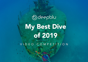 My Best Dive of 2019 – Win the new COSMIQ+ Gen 5!