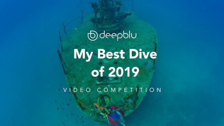 My Best Dive of 2019 – Win the new COSMIQ+ Gen 5!
