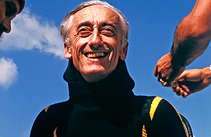 Jacques Cousteau and the History of Scuba Diving