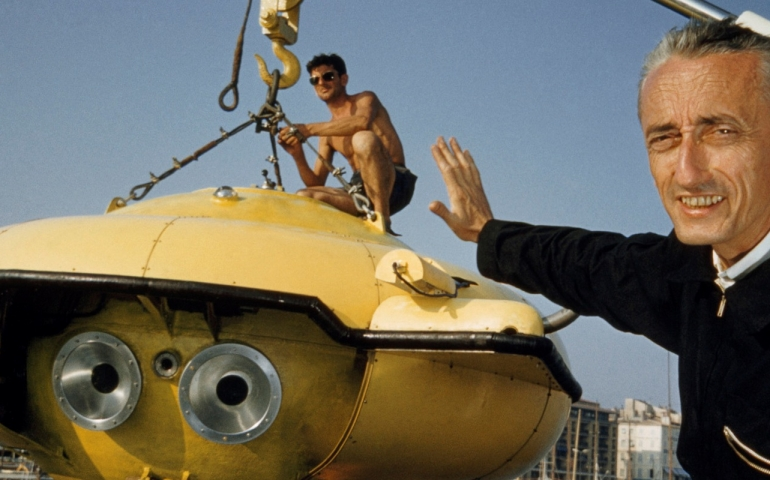 Jacques-of-all-Trades: Cousteau's Dive Technology