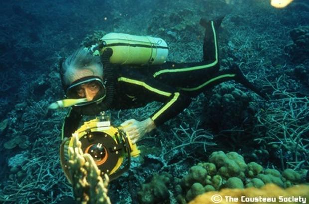 Jacques Cousteau: Ocean Ambassador