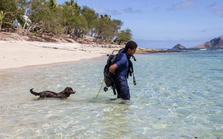 Diver Spotlight: Jope Rabukawaqa