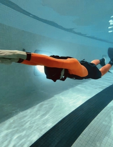 Lilly Ryzebol: Overcoming Fear through Freediving