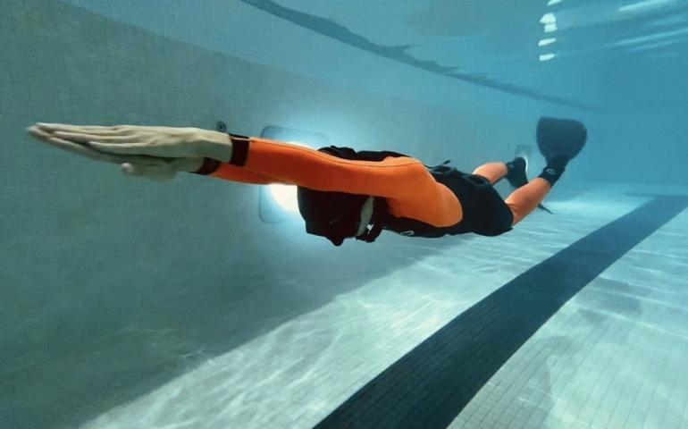 Lilly Ryzebol: Overcoming Fear through Freediving