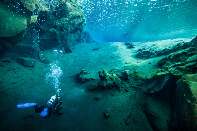 Best Cold Water Dive Spots