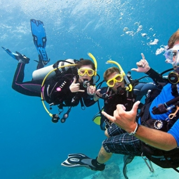 6 First Time Diver Experiences