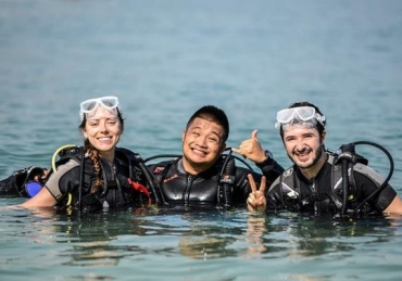 How Are Scuba Divers in Singapore Coping with Covid-19?